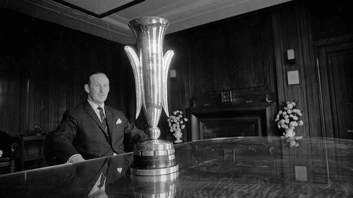 Bertie's Big Cup